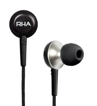 MA350 RHA earbuds