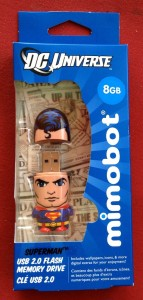Crop Superman MIMOBOT
